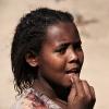 Landsbypige. 1. Etiopien
