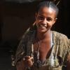 Landsbypige. 2. Etiopien