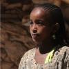 Landsbypige. 3. Etiopien