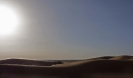 På kamel Sahara Marocco