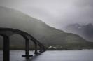 Bro i Lofoten. Norge