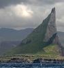 Tindholmur.Færøerne