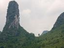 Kalkstensbjerge.Kina