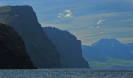 Luftperspektiv. Færøerne