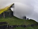 Skyhule. Færøerne