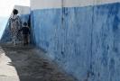Blå Marocco