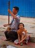 Blind musik. Kina
