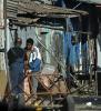 Bygningsarbejde. Etiopien