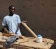Tømrer. Timbuktu, Mali 2008