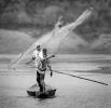 Fiskere på Niger. Mali 2008