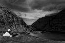 Saksun Færøerne